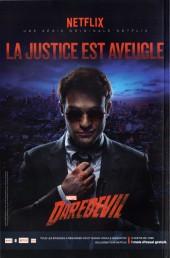 Verso de Uncanny Avengers (2e série) -8- Avengers du surnaturel !