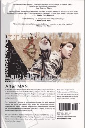 Verso de Y: The Last Man (The deluxe edition) (2008) -INT1a- Book 0ne