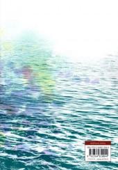 Verso de La fille de la plage -2- Tome 2