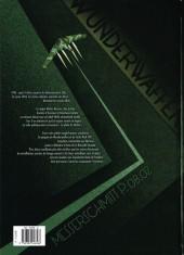 Verso de Wunderwaffen -7- Amerika Bomber