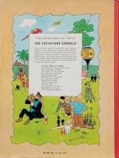 Verso de Tintin (The Adventures of) -21- The Castafiore emerald