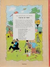 Verso de Tintin (The Adventures of) -20- Tintin in Tibet