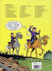 Verso de Les tuniques Bleues -19b94- Le David
