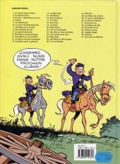 Verso de Les tuniques Bleues -22a1995- Des Bleus et des dentelles