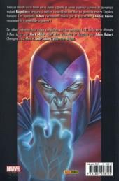 Verso de Ultimate X-Men (Marvel Deluxe) -1b- Retour à l'arme X