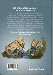 Verso de Les godillots -RJ1- Le gourbi du sorcier