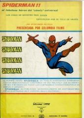 Verso de Peter Parker: Spiderman -2- ¡...Y allí estaba el Señor de la Luz!