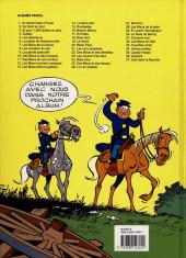 Verso de Les tuniques Bleues -31ES- Drummer boy