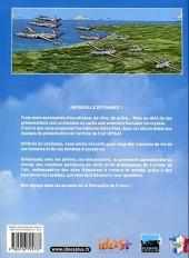 Verso de Histoires de patrouille de France -1- Le Jour d'avant...