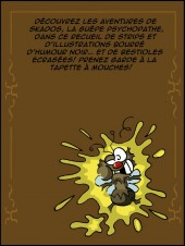 Verso de Guêpe-ride -1- Dard Vinci Code