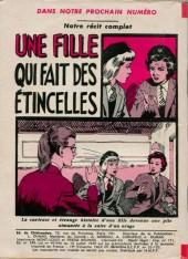 Verso de Frimousse et Frimousse-Capucine -136- La fille de la jungle