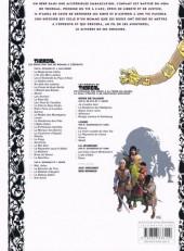 Verso de Thorgal -22c15- Géants