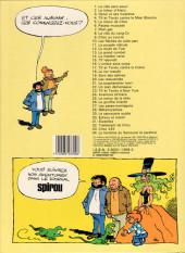 Verso de Tif et Tondu -27b1986- Les passe-montagnes