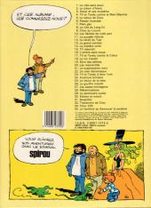 Verso de Tif et Tondu -30a1986- Echecs et match
