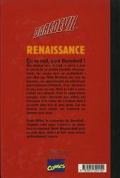 Verso de Daredevil (Bethy) -2- Renaissance