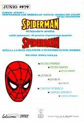 Verso de Peter Parker: Spiderman -10- ¡De nuevo, Los Forzadores!