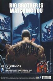 Verso de Batman Saga -38- Numéro 38