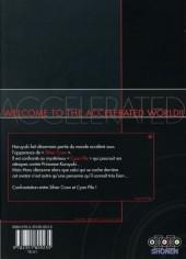Verso de Accel World -2- Tome 2