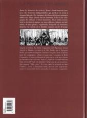 Verso de La mémoire des arbres -6- La belle coquetière 2