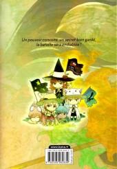 Verso de Witchcraft works -7- Volume 7