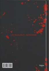 Verso de Zombie (Makaka) -1- Tome 1