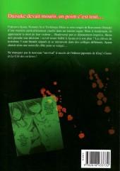 Verso de Revenge Classroom -3- Tome 3