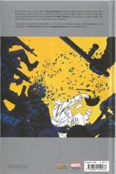 Verso de Moon Knight (100% Marvel - 2015) -2- Black-Out