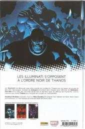 Verso de New Avengers (The) (Marvel Now!) -2- Infinity