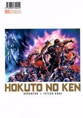 Verso de Hokuto no Ken - Deluxe -10- Tome 10