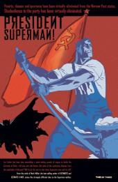 Verso de Superman: Red Son (2003) -2- Red Son Ascendant