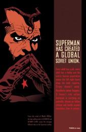 Verso de Superman: Red Son (2003) -3- Red Son Setting