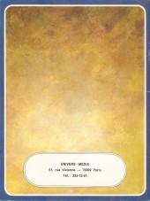 Verso de Les grandes Heures des Chrétiens -11- Jean-Baptiste de La Salle et le journal d'une fraternité au service de la jeunesse