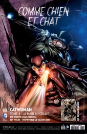 Verso de Green Lantern Saga -32- Godhead - Première partie !