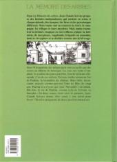Verso de La mémoire des arbres -7- La lettre froissée 1