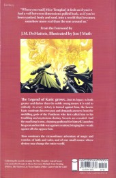 Verso de Mice Templar (The), Volume IV: Legend (2013) -INT01a- Legend, part one
