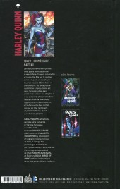 Verso de Harley Quinn -1- Complètement marteau