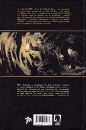 Verso de Witchfinder -3- Les Mystères d'Unland
