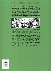 Verso de La mémoire des arbres -8- La lettre froissée 2