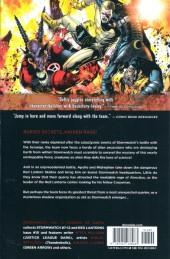 Verso de Stormwatch (2011) -INT2- Enemies of Earth