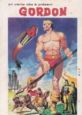 Verso de Les héros de l'aventure (Classiques de l'aventure, Puis) -13- Le Fantôme : La lagune aux requins