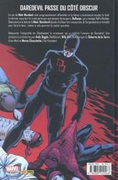 Verso de Shadowland (Marvel Deluxe) - La Chute de Daredevil
