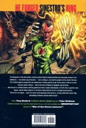 Verso de Green Lantern Corps (2006) -INT08- The weaponer