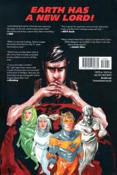 Verso de Justice League: Generation Lost (2010) -INT2- Volume 2