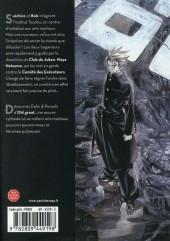 Verso de Enfer & paradis (Volume double) -1- Volume 1