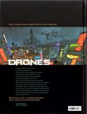 Verso de Drones -1- Le Feu d'Hadès