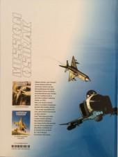 Verso de Mission Osirak -1- La bombe de Saddam