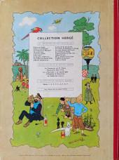 Verso de Tintin (Historique) -3B27- Tintin en Amérique
