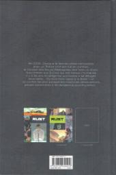 Verso de R.U.S.T. -1- Black list