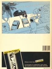 Verso de Ray Banana -1a84- Berceuse électrique