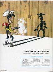 Verso de Lucky Luke -40a83- Le grand duc